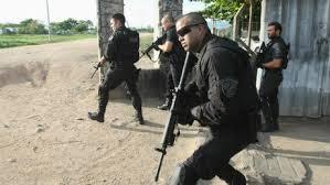 policia militar complexo alemão