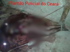 Bandidos amarram, torturam e matam caseiro de fazenda em Irauçuba-CE